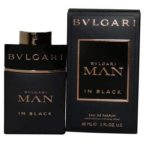 Bvlgari Man In Black By Bvlgari Eau De Parfum Spray 2 Oz - Got2Save