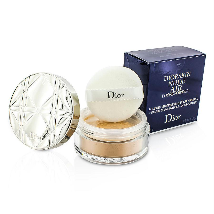 Christian Dior Diorskin Nude Air Healthy Glow Invisible Loose Powder - # 020 Light Beige --16g-0.56oz By Christian Dior - Got2Save
