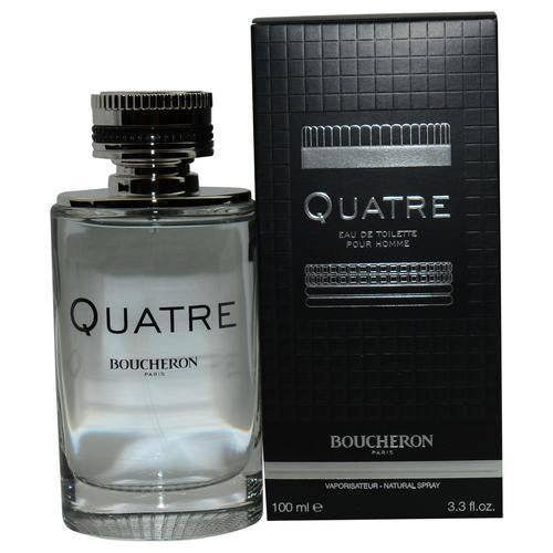 Boucheron Quatre By Boucheron Edt Spray 3.3 Oz - Got2Save