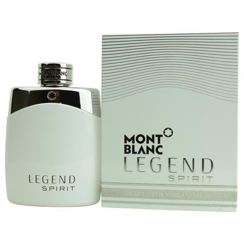 Mont Blanc Legend Spirit By Mont Blanc Edt Spray 3.3 Oz - Got2Save