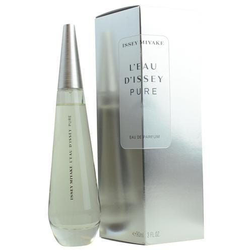 L'eau D'issey Pure By Issey Miyake Eau De Parfum Spray 3 Oz - Got2Save