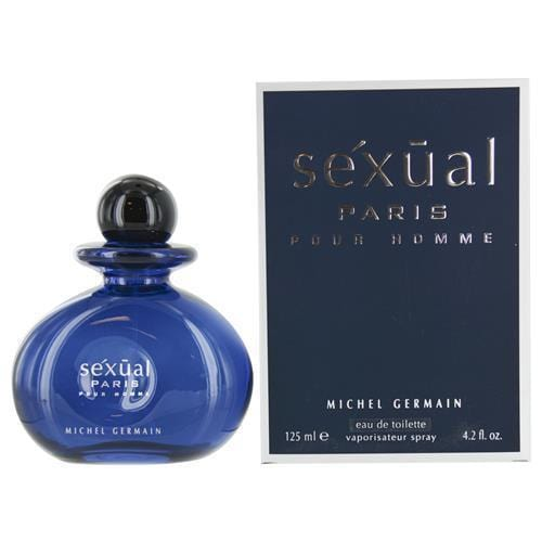 Sexual Paris By Michel Germain Edt Spray 4.2 Oz