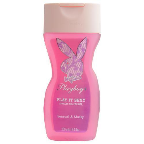 Playboy Play It Sexy By Playboy Shower Gel 8.4 Oz