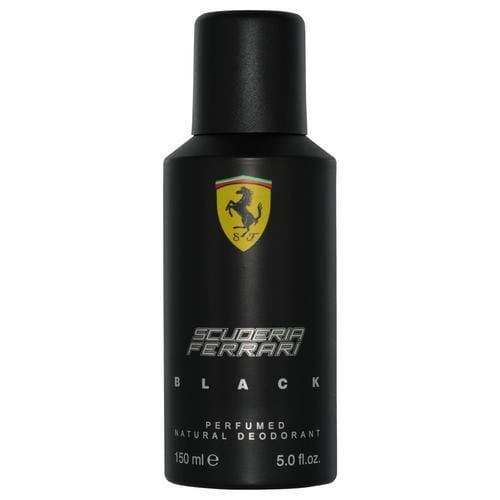 Ferrari Scuderia Black By Ferrari Deodorant Spray 5 Oz - Got2Save