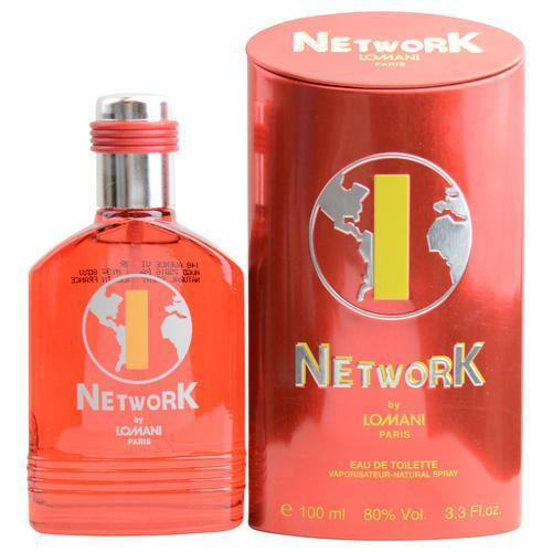 Network 1 By Lomani Edt Spray 3.3 Oz - Got2Save