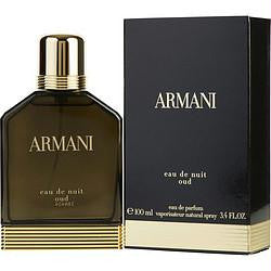 Armani Eau De Nuit Oud By Giorgio Armani Eau De Parfum Spray 3.4 Oz - Got2Save