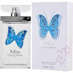 Franck Olivier Miss By Franck Olivier Eau De Parfum Spray 2.5 Oz - Got2Save
