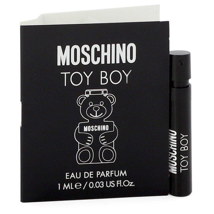 Moschino Toy Boy by Moschino Vial (sample) .03 oz for Men