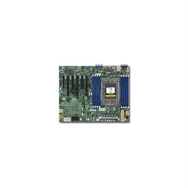 Supermicro MBD-H11SSL-I-B Socket SP3- System on Chip- DDR4- SATA3&USB3.0- V&3GbE- ATX Motherboard