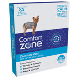 Comfort Zone Dog Vest Extra Small