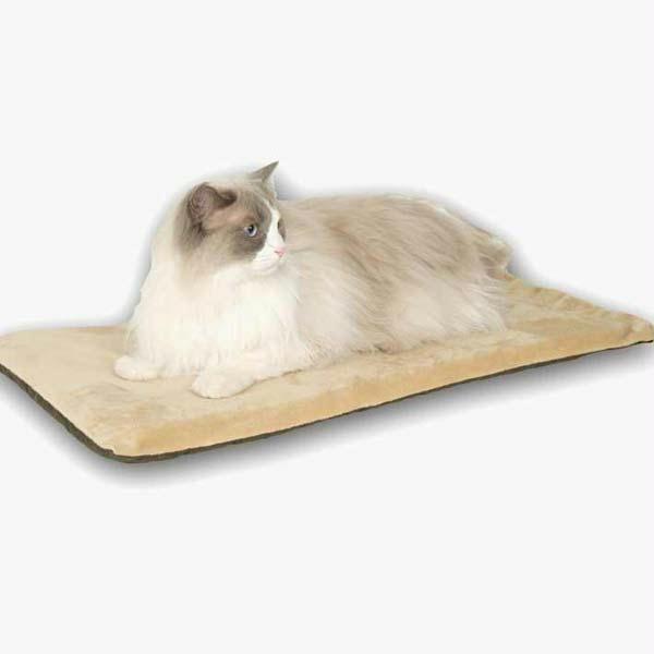"""K&h Pet Products Thermo-kitty Mat Sage 12.5"""" X 25"""" X 0.5"""" - Got2Save"""