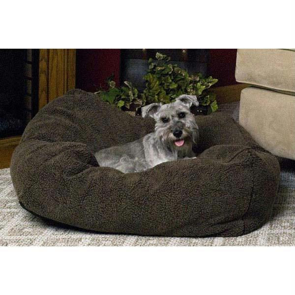"""K&h Pet Products Cuddle Cube Pet Bed Small Mocha 24"""" X 24"""" X 12"""" - Got2Save"""