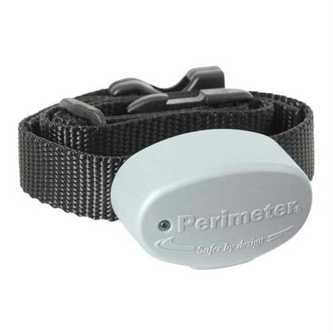 Perimeter Technologies Invisible Fence Compatible R21 And R51 Dog Collar Battery Gray