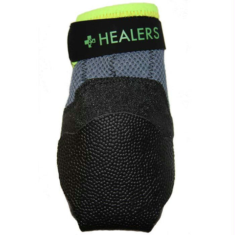 Bowserwear Healers Booties For Dogs Box Set Large Blue