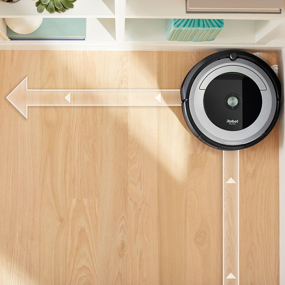NEW! iRobot® Roomba® 690 Wi-Fi® Connected Robot Vacuum