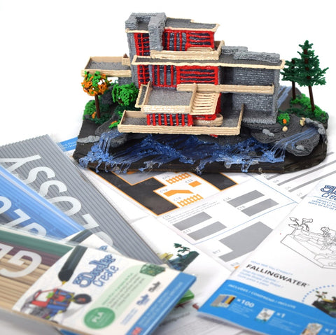 Fallingwater 3Doodler Project Kit