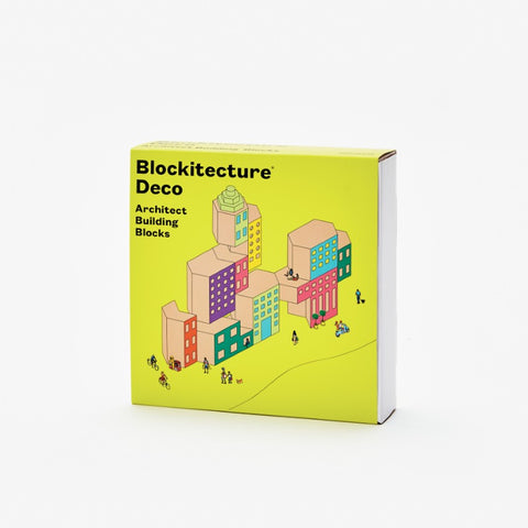 Blockitecture® Deco Set