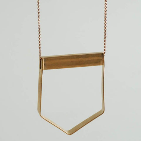 House Light Necklace
