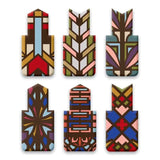 Frank Lloyd Wright Magnetic Bookmark Set