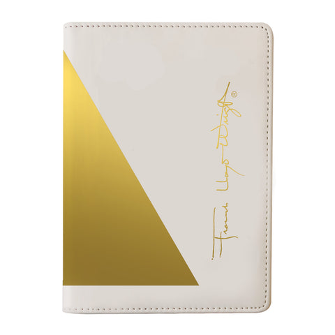 NEW! Frank Lloyd Wright Geometry Passport Cover