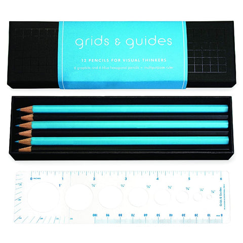 Grids & Guides Pencils