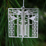 Imperial Window 3-D Ornament