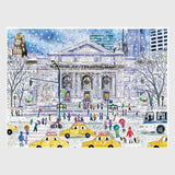 New York Public Library Puzzle
