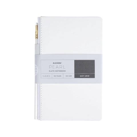 Blackwing Notebook Pearl