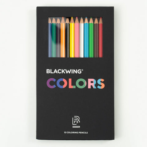 Blackwing Color Pencil Set