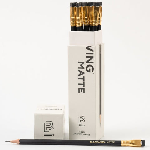 Blackwing Pencil Set Matte