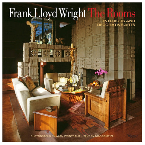 Frank Lloyd Wright: The Rooms