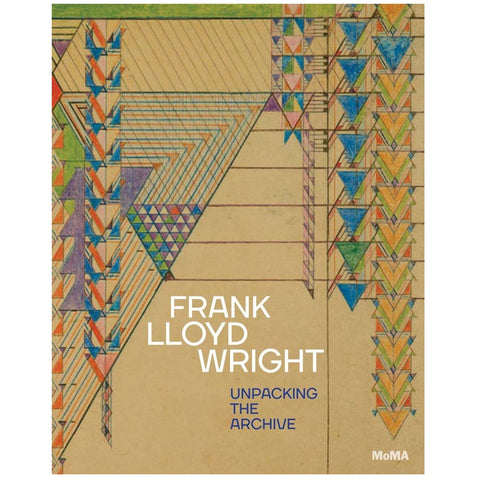 Frank Lloyd Wright, Unpacking the Archive
