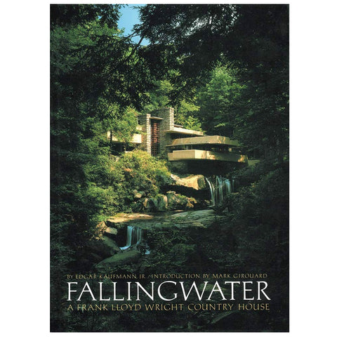 Fallingwater, A Country House