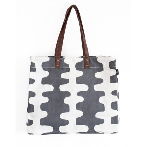 Carryall Tote Echo Charcoal