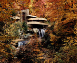 Fallingwater Fall Photograph