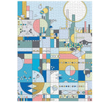 NEW! City by the Sea Puzzle