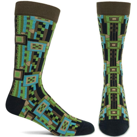 Men's Saguaro Socks (Brown)