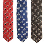 Frank Lloyd Wright Playhouse Dots Tie