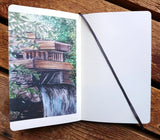 Fallingwater Sketchbook By Moleskine®