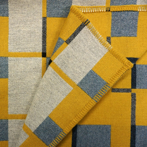 NEW! Carreg Blanket by Eleanor Pritchard