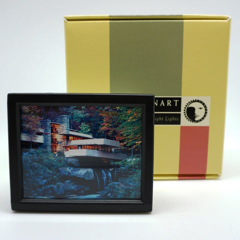 Fallingwater Summer Night Light