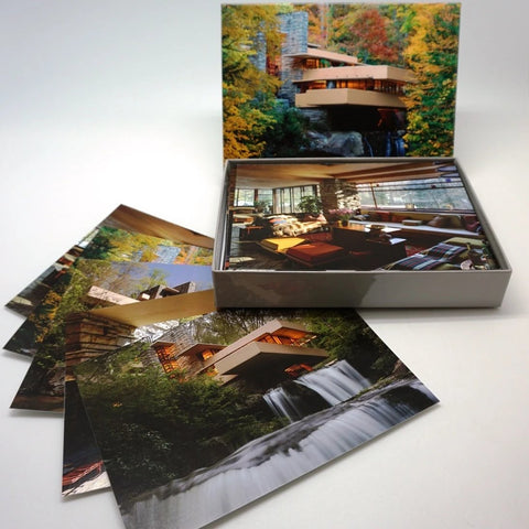Fallingwater Boxed Card Set