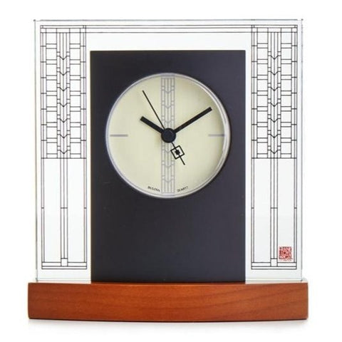 Glasner Table Clock