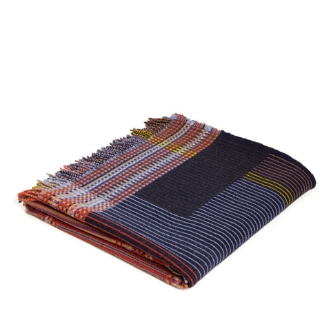 Pinstripe Throw Calvert