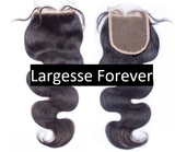 100% Human Hair extensions 16 bundles and 6 full lace frontals Brazilian
