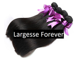100% Human Hair extensions 6 bundles, 1 closure, 1 full lace frontal Brazilian