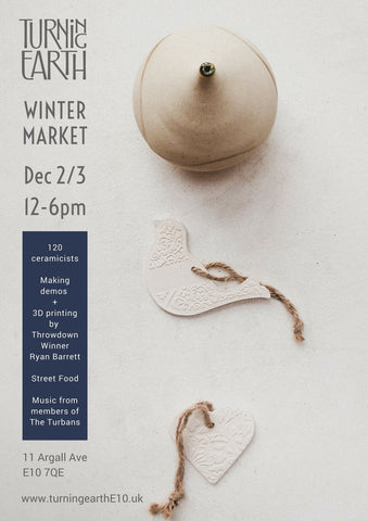 Winter market Turning Earth - Olivia Joseph