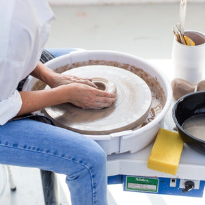 10 Weeks of Pottery | Monday | 25 Jan - 29 Mar | 14:00-16:30 | Beginners (1 spot left)