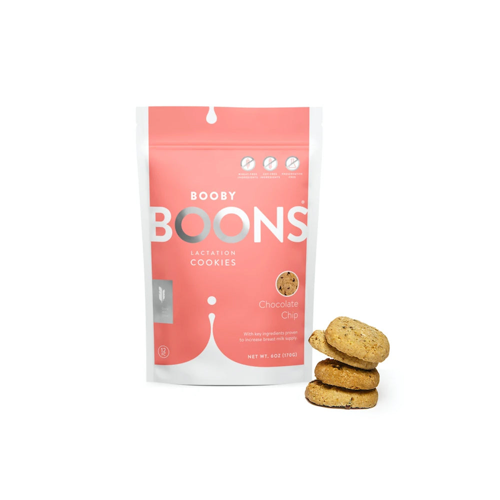 Chocolate Chip Booby Boons Lactation Cookies® (6oz)