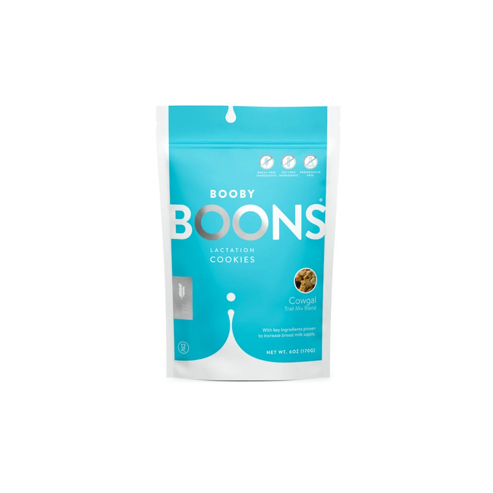 Cowgal (trailmix) Booby Boons Lactation Cookies® (6oz)